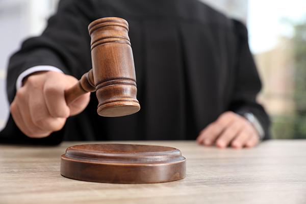 Les personnes impliquées dans un procès criminel