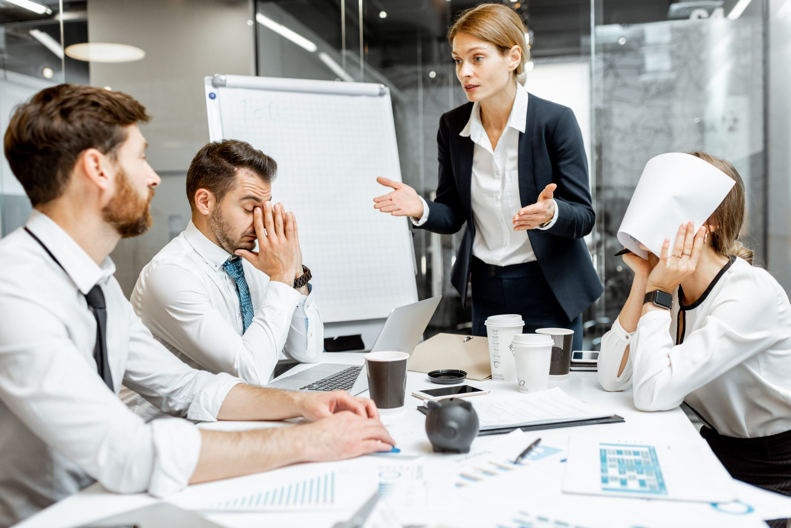 conflit sans convention actionnaires