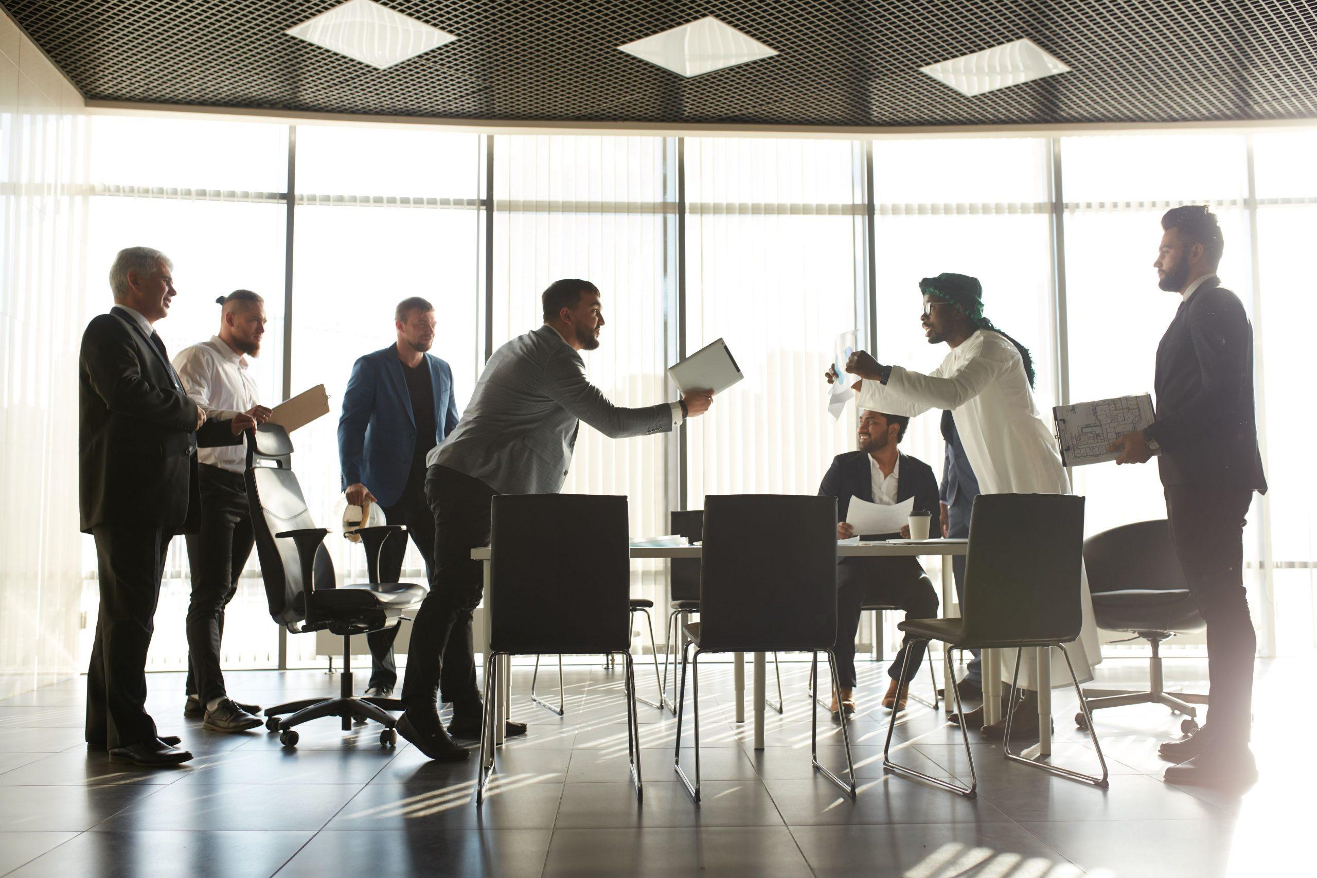 reglement conflit partenaires affaires